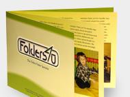 folder brochure (top)