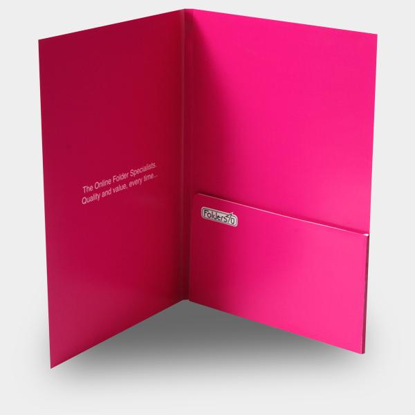 A4 folder with 5mm capacity, code FA4_c5_94