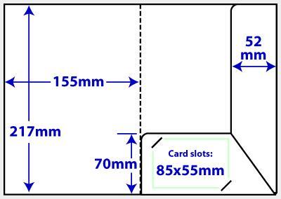 FA5i_com compact A5 interlocking folder